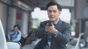 Ringo Lam directs the lavish Hong Kong action film