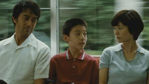 Hiroshi Abe and Yôko Maki star in the family drama by Japanese filmmaker Hirokazu Kore-Eda