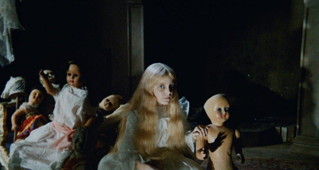 Mario Bava's Italian horror classic