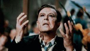 Ray Milland stars in Roger Corman's science fiction horror