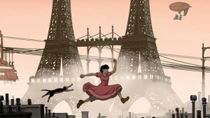 Animated feature from France based on the graphic novels of Jacques Tardi