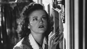 Simone Simon and Kent Smith star in Jacques Tourneur's classic horror film for producer Val Lewton