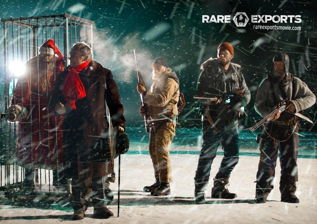 Jalmari Helander directs this satirical holiday adventure thriller from Norway