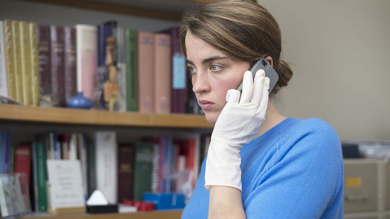 Adèle Haenel stars in the film by Jean-Pierre and Luc Dardenne