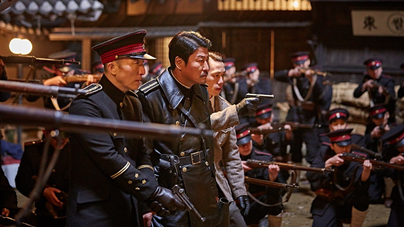 Song Kang-ho stars in the South Korean spy thriller by Kim Jee-woon