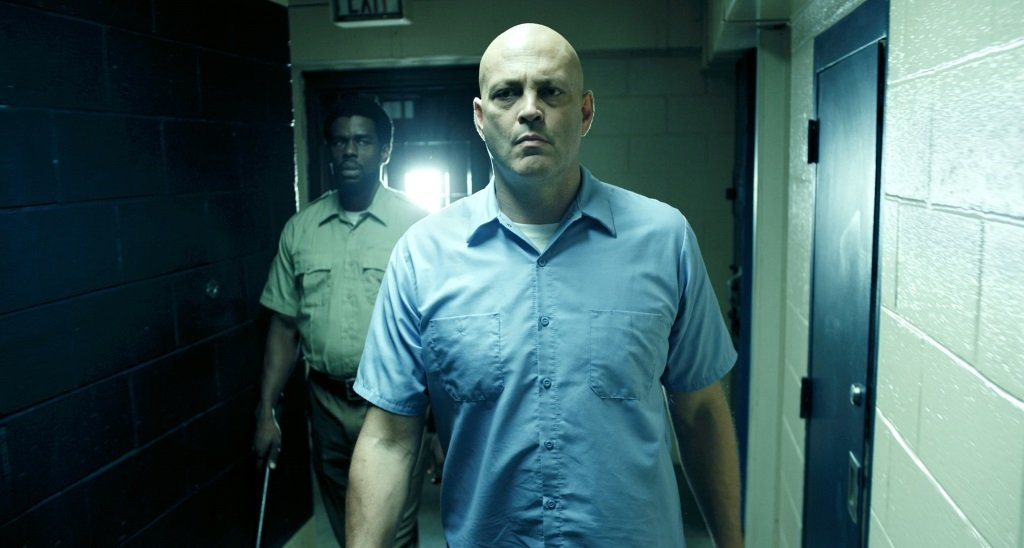 Vince Vaughn in the prison thriller by S. Craig Zahler