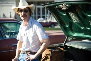 Matthew McConaughey won an Academy Award for playing Ron Woodroof in the film directed by Jean-Marc Vallée