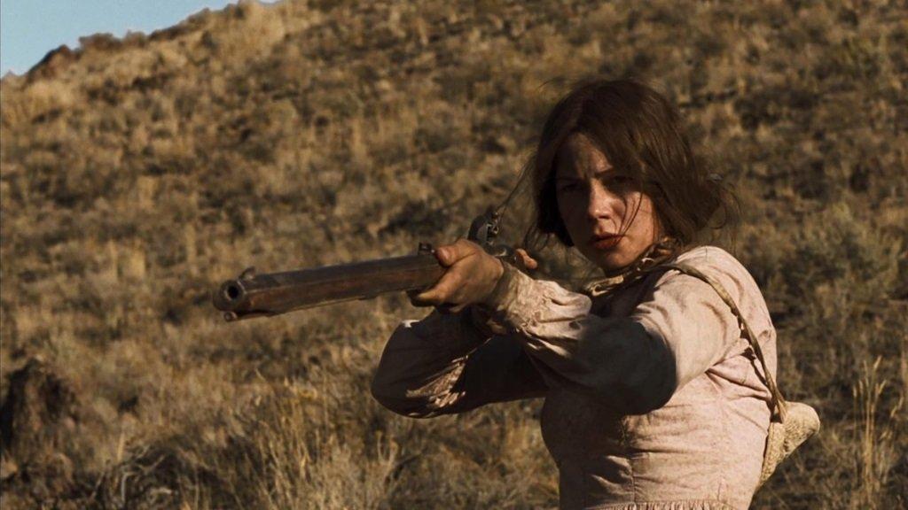 Michelle Williams in Kelly Reichardt's frontier western
