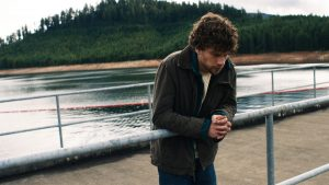 Jesse Eisenberg stars in the Kelly Reichardt film with Peter Sarsgaard and Dakota Fanning