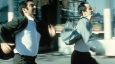 Ricardo Darin and Gaston Pauls in the film by Fabian Bielinsky from Argentina