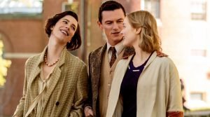 Rebecca Hall, Luke Evans, and Bella Heathcote star in the film by Angela Robinson