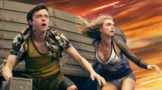 Dane DeHaan and Cara Delevingne in Luc Besson's big screen version of the graphic novel by Pierre Christin and Jean-Claude Mézières