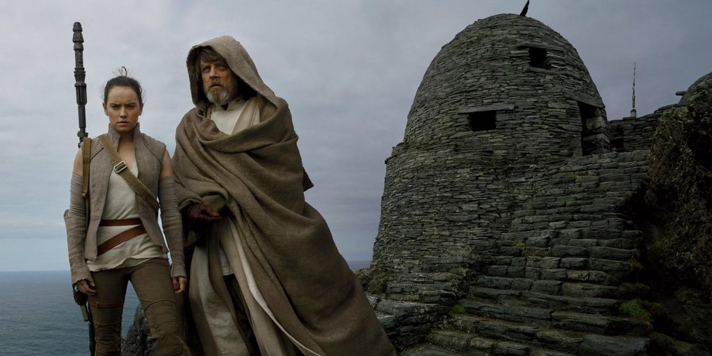 Star Wars: The Last Jedi - Photo credit: Walt Disney Pictures
