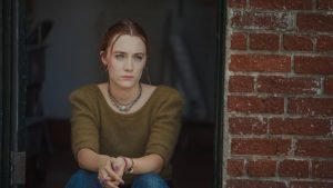 Saoirse Ronan stars in the Oscar-nominated film by Greta Gerwig