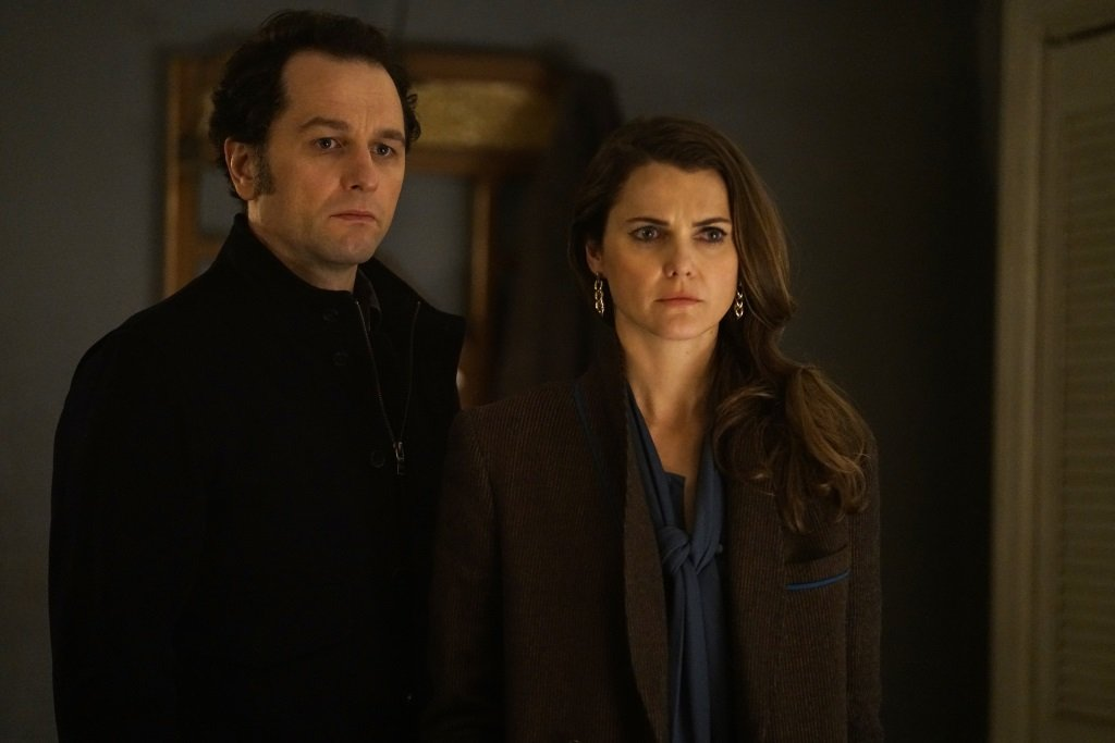 Matthew Rhys and Keri Russell in the final season of the FX series