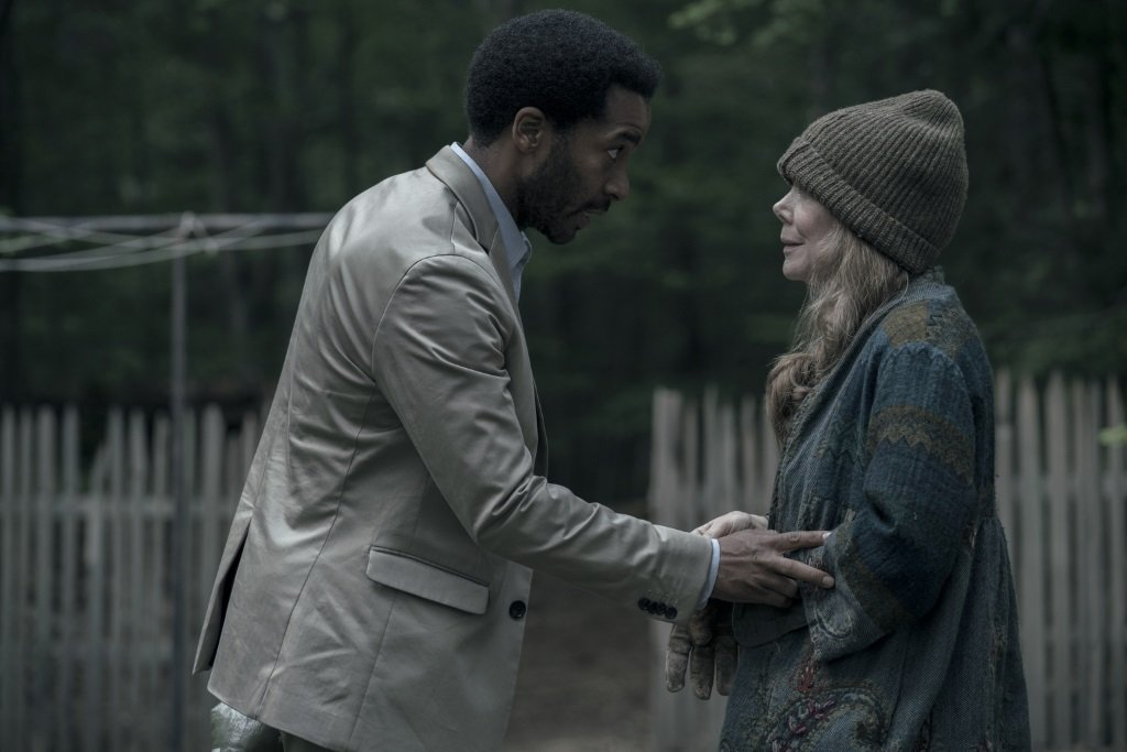 André Holland and Sissy Spacek in the Hulu original series inspired by the work of Stephen King