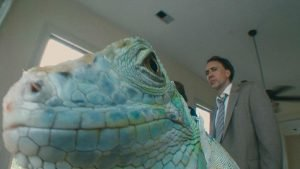 Nicolas Cage stars in the surreal sequel directed by Werner Herzog