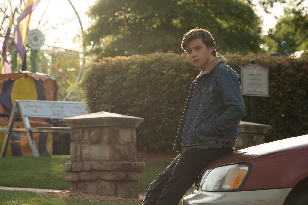 Nick Robinson in the gay coming-of-age romantic comedy from director Greg Berlanti