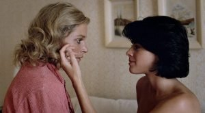 Helen Shaver and Patricia Charbonneau star in the film by Donna Deitch