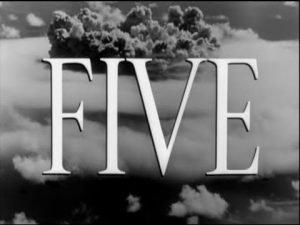 Arch Oboler's 1951 nuclear holocaust classic