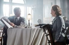 Tom Hanks and Meryl Streep in the film by Steven Spielberg