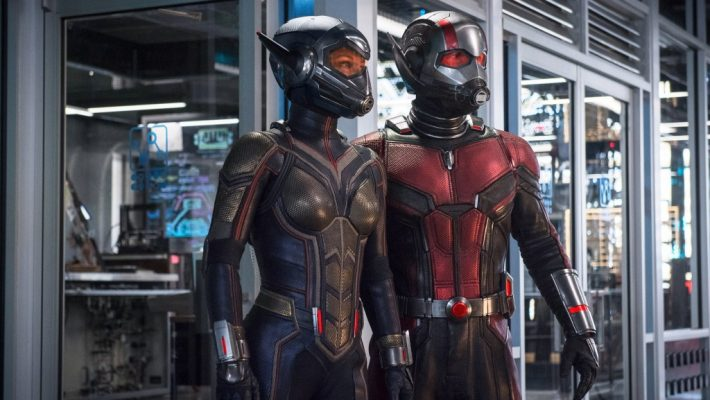 Ant-Man and the Wasp -Photo credit: Marvel Studios
