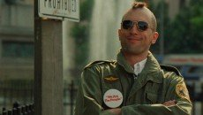 Robert De Niro as Travis Bickle in 'Taxi Driver'