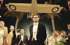 Leonardo DiCaprio is Howard Hughes in 'The Aviator,' directed by Martin Scorsese