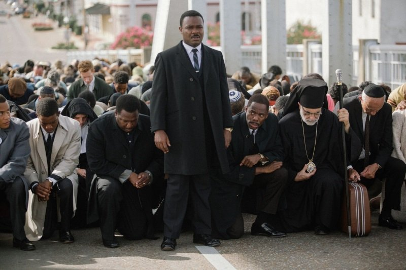 David Oyelowo is Martin Luther King in Ava DuVernay's 'Selma.'