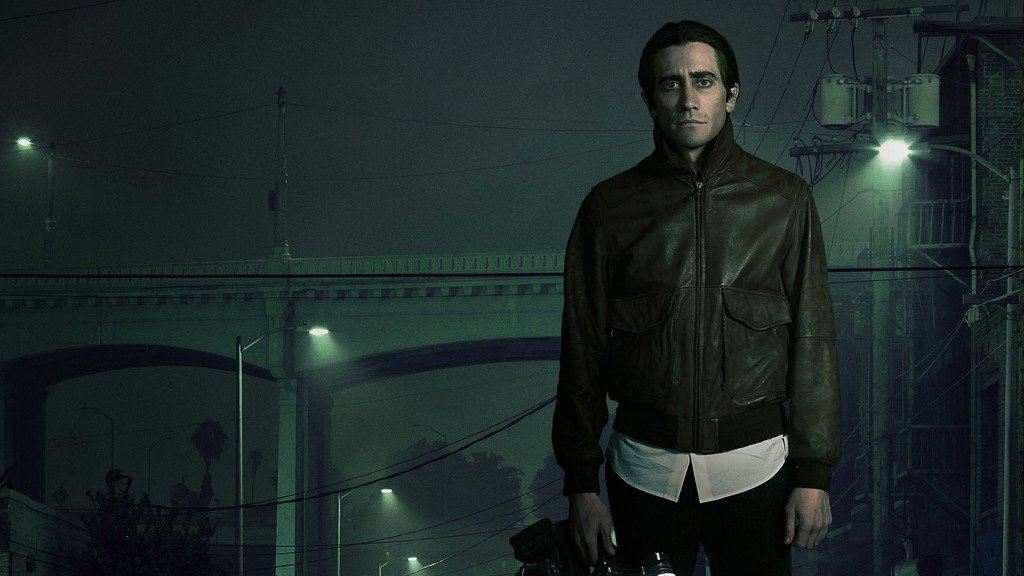 Jake Gyllenhaal is Louis Bloom in Dan Gilroy's 'Nightcrawler'