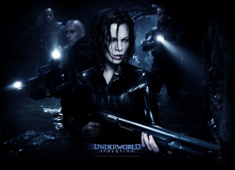 Kate Beckinsal Underworld Evolution