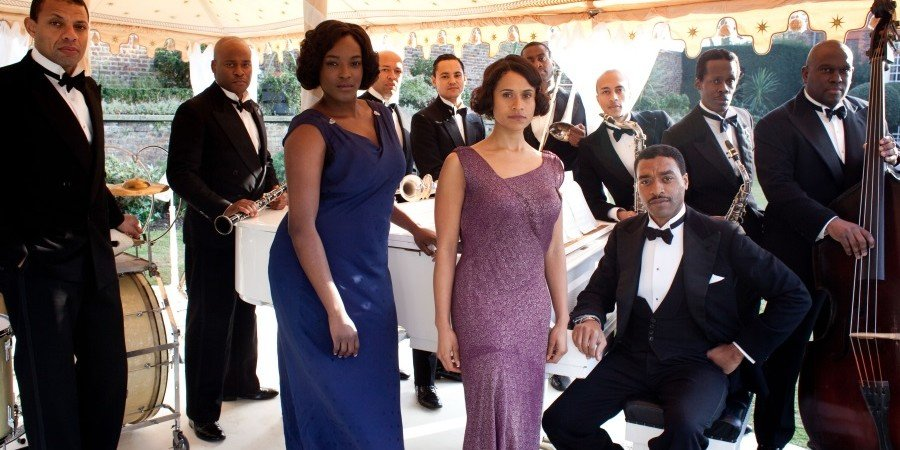 The five-part BBC mini-series Dancing on the Edge, about the fortunes of a black jazz band in 1930s London, is now on Netflix