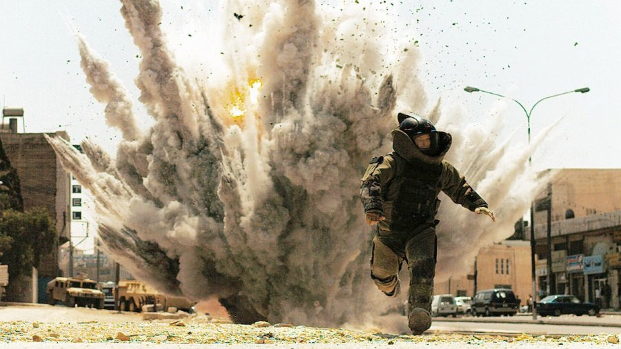 Kathryn Bigelow's The Hurt Locker on Netflix