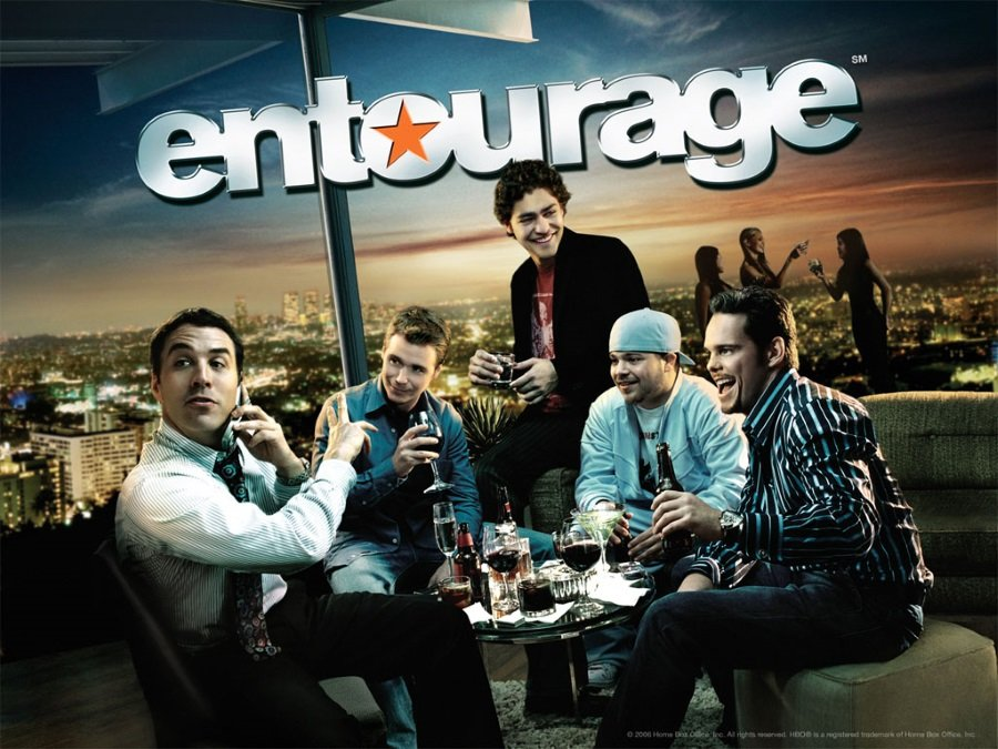 Entourage The Complete Series is now on Amazon Prime