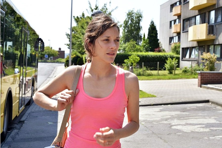 Marion Cotillard in Two Days, One Night from Jean-Pierre and Luc Dardenne