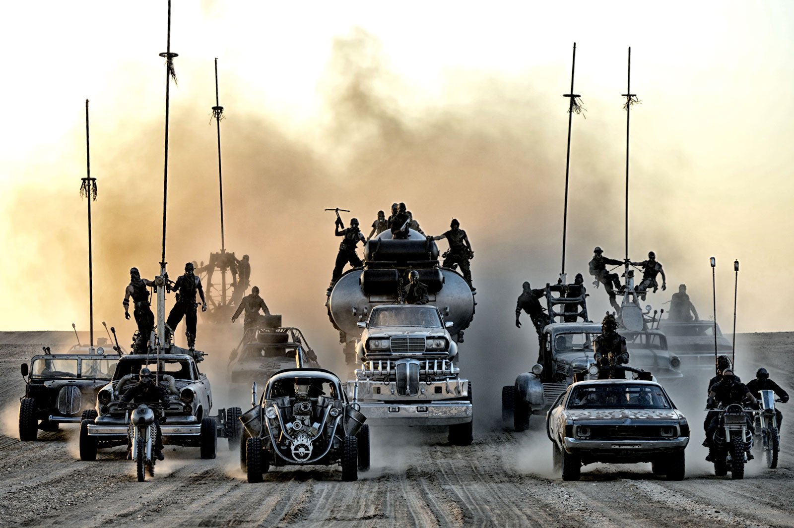 George Miller's 'Mad Max: Fury Road'