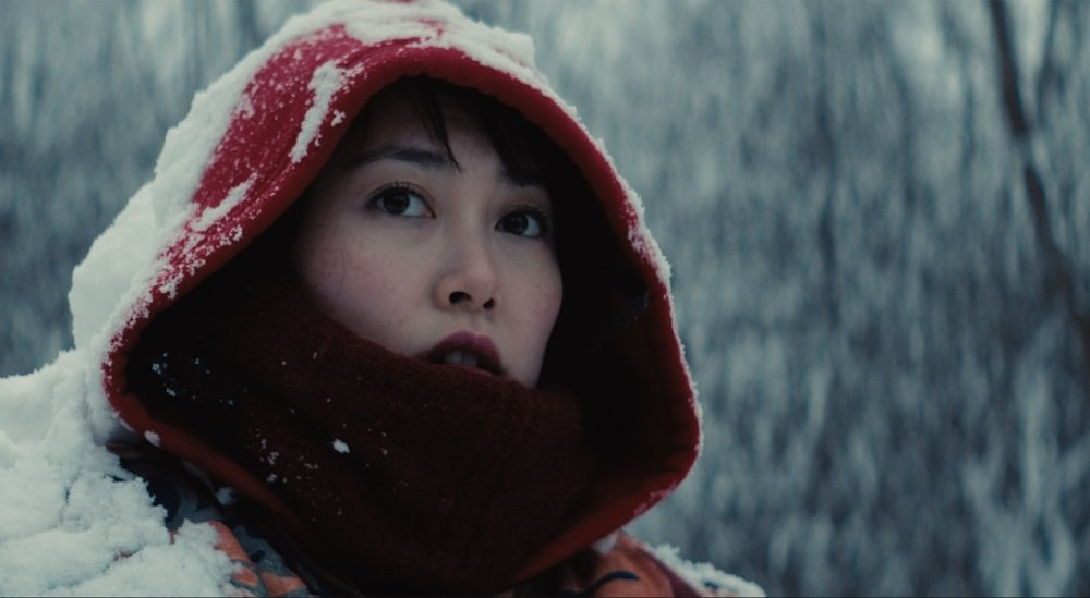 Rinko Kikuchi in David and Nathan Zellner 'Kumiko, The Treasure Hunter'
