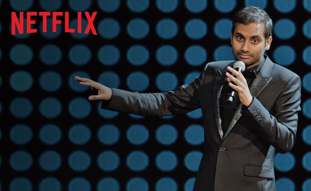 Aziz Ansari in 'Master of None,' coming to Netflix