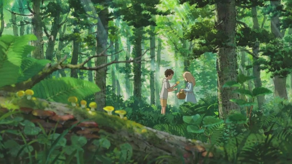 The animated feature 'When Marnie Was There' from Japan's Studio Ghibli