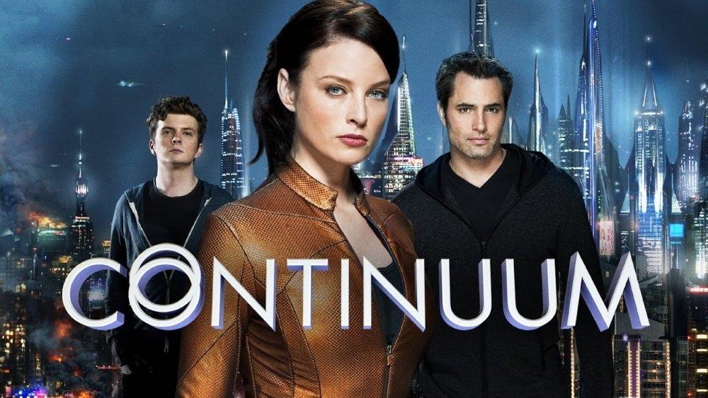 The final season of the SyFy original series 'Continuum' debuts on Netflix