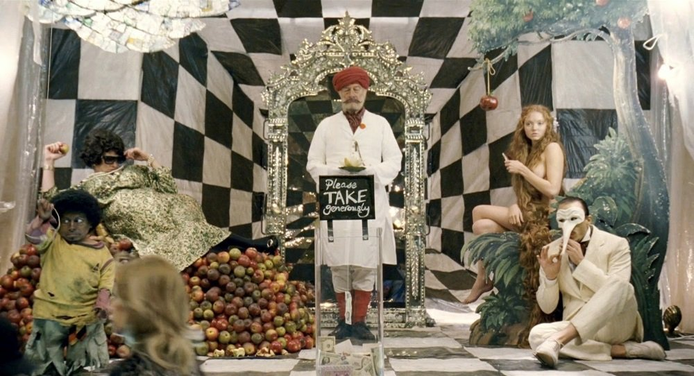 Christopher Plummer hosts 'The Imaginarium of Doctor Parnassus,' a film by Terry Gilliam