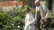 Ian McKellen stars as 'Mr. Holmes' in the film directed by Bill Condon.