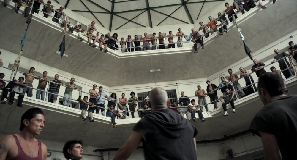 'Cell 211' (2009), a volatile prison thriller from Spain directed by Daniel Monzon