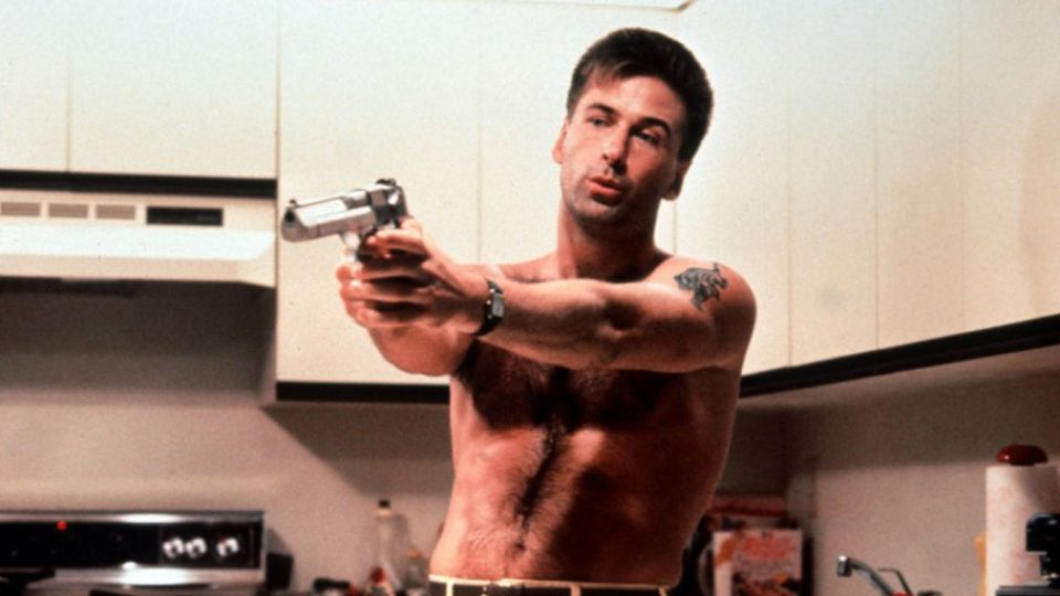 Alec Baldwin in 'Miami Blues,' directed by Geroge Armitage.