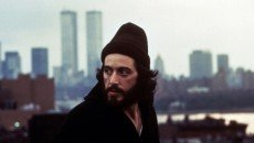 Al Pacino stars in 'Serpico',' directed by Sidney Lumet