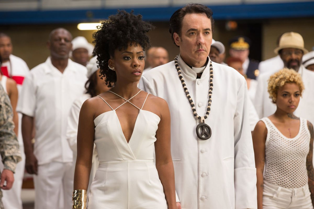 Teyonah Parris stars in Spike Lee's 'Chi-Raq.'