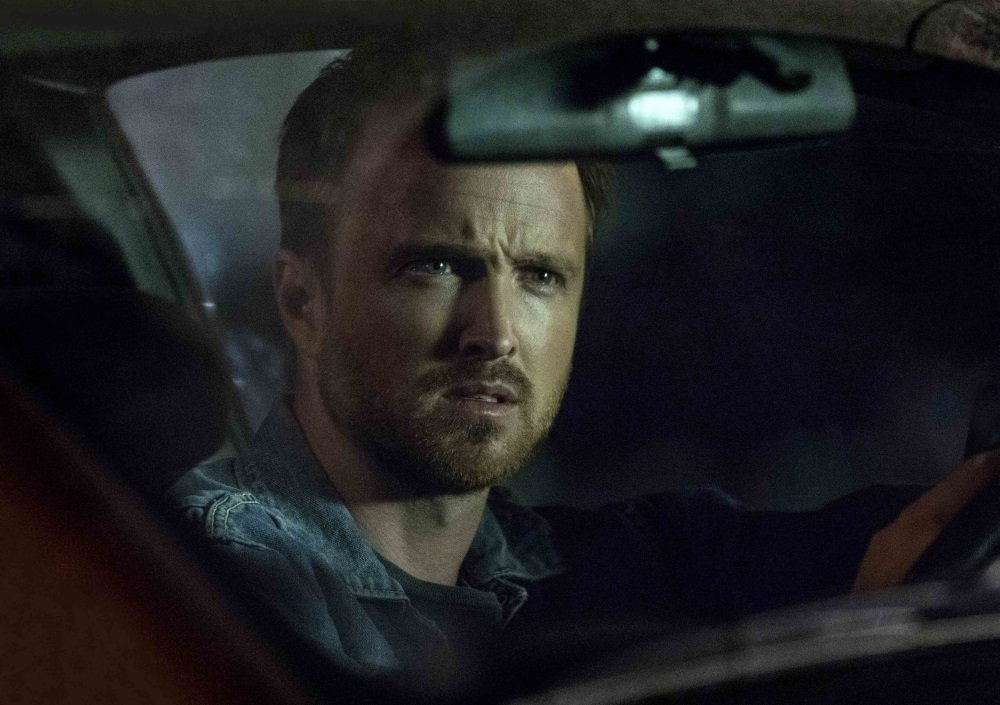 Aaron Paul in the Hulu original series 'The Path' from executive producer Jason Katims
