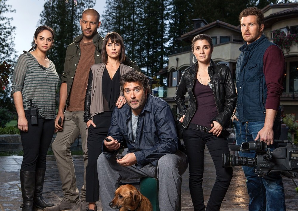 Constance Zimmer, Craig Bierko, and Shiri Appleby star in the Lifetime series 'UnREAL'