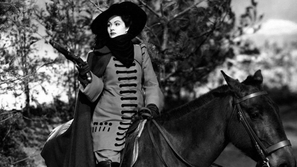 Margaret Lockwood is 'The Wicked Lady' in the gleefully excessive Gothic-pulp 1945 melodrama from British studio Gainsborough.