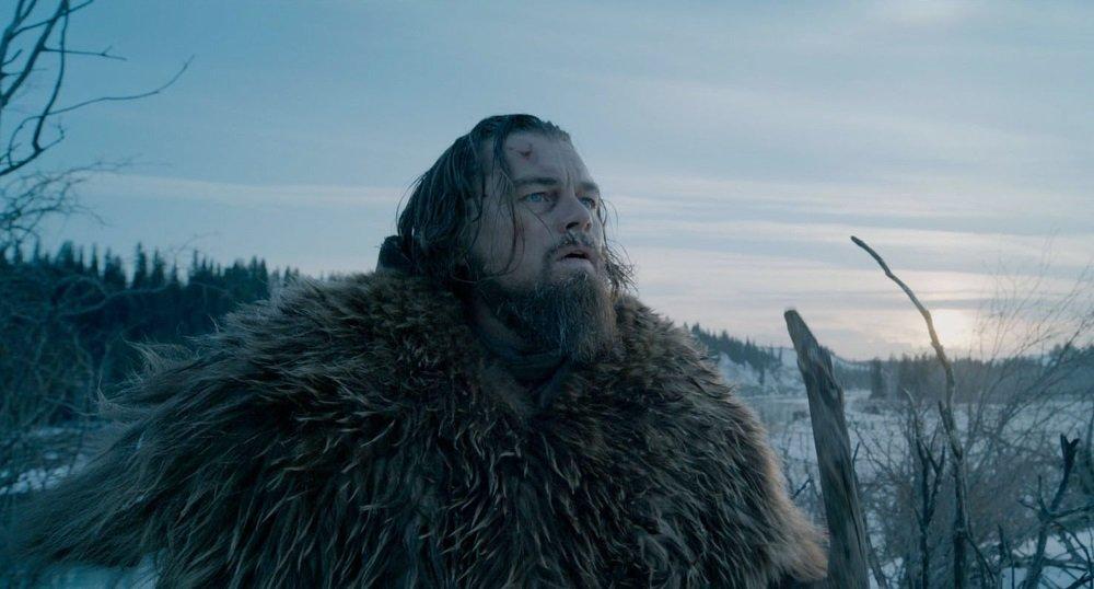 "Leonardo DiCaprio in ""The Revenant."" Photo credit: 20th Century Fox."